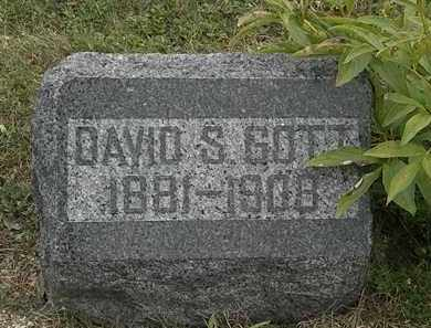 GOTT, DAVID S. - Lorain County, Ohio | DAVID S. GOTT - Ohio Gravestone Photos