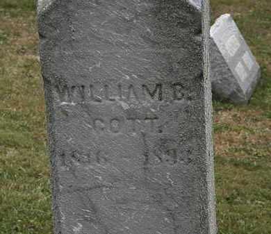 GOTT, WILLIAM B. - Lorain County, Ohio | WILLIAM B. GOTT - Ohio Gravestone Photos