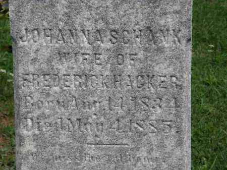 HACKER, FREDERICK - Lorain County, Ohio | FREDERICK HACKER - Ohio Gravestone Photos