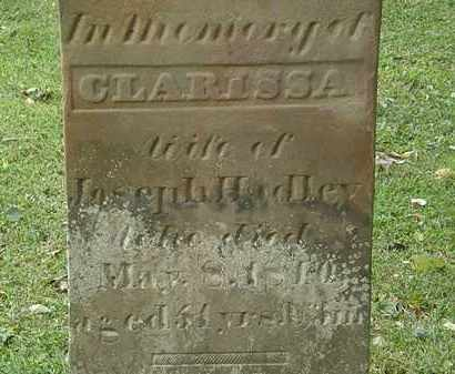 HADLEY, JOSEPH - Lorain County, Ohio | JOSEPH HADLEY - Ohio Gravestone Photos