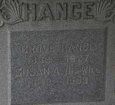 HANCE, SUSAN A. - Lorain County, Ohio | SUSAN A. HANCE - Ohio Gravestone Photos
