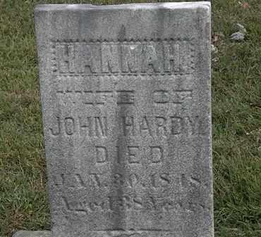 HARDY, JOHN - Lorain County, Ohio | JOHN HARDY - Ohio Gravestone Photos