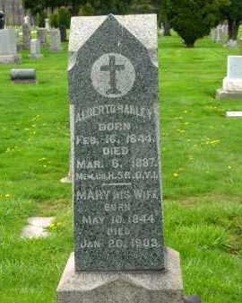 HARLEY, MARY - Lorain County, Ohio | MARY HARLEY - Ohio Gravestone Photos
