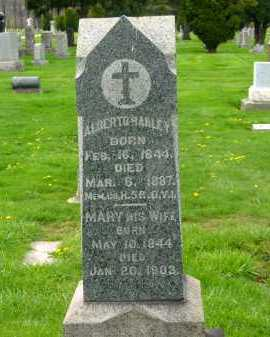 HARLEY, ALBERTO - Lorain County, Ohio | ALBERTO HARLEY - Ohio Gravestone Photos