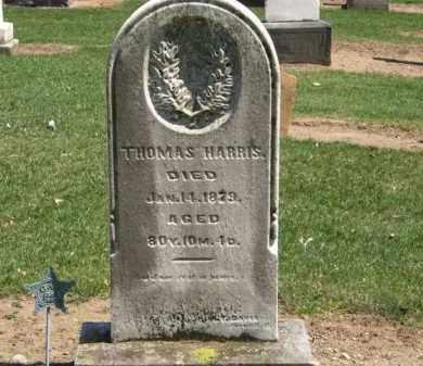 HARRIS, THOMAS - Lorain County, Ohio | THOMAS HARRIS - Ohio Gravestone Photos