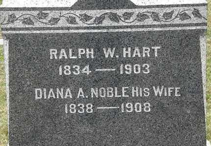 HART, DIANA A. - Lorain County, Ohio | DIANA A. HART - Ohio Gravestone Photos