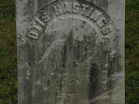 HASTINGS, OTIS - Lorain County, Ohio | OTIS HASTINGS - Ohio Gravestone Photos