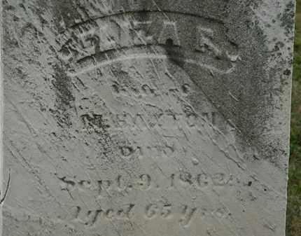 HAXTON, ELIZA R. - Lorain County, Ohio | ELIZA R. HAXTON - Ohio Gravestone Photos