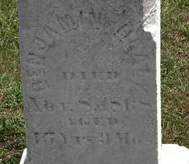 HEALY, BENJAMIN - Lorain County, Ohio | BENJAMIN HEALY - Ohio Gravestone Photos