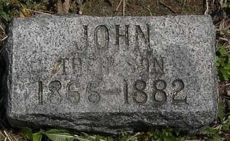 HENNING, JOHN - Lorain County, Ohio | JOHN HENNING - Ohio Gravestone Photos
