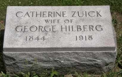 HILBERG, CATHERINE - Lorain County, Ohio | CATHERINE HILBERG - Ohio Gravestone Photos