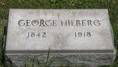 HILBERG, GEORGE - Lorain County, Ohio | GEORGE HILBERG - Ohio Gravestone Photos