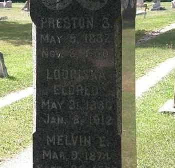 HILLS, LODOISKA ELDRED - Lorain County, Ohio | LODOISKA ELDRED HILLS - Ohio Gravestone Photos