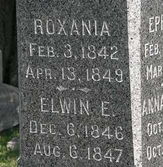 HILLS, ELWIN E. - Lorain County, Ohio | ELWIN E. HILLS - Ohio Gravestone Photos