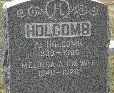 HOLCOMB, MELINDA A. - Lorain County, Ohio | MELINDA A. HOLCOMB - Ohio Gravestone Photos