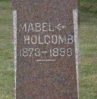 HOLCOMB, MABEL - Lorain County, Ohio | MABEL HOLCOMB - Ohio Gravestone Photos