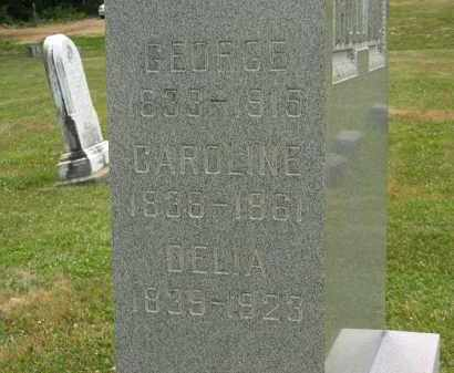 HOLLAND, GEORGE - Lorain County, Ohio | GEORGE HOLLAND - Ohio Gravestone Photos