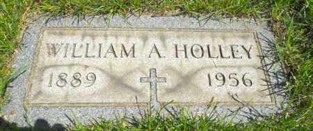 HOLLEY, WILLIAM A. - Lorain County, Ohio | WILLIAM A. HOLLEY - Ohio Gravestone Photos