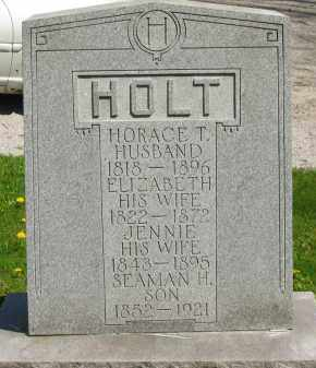 HOLT, SEAMAN H. - Lorain County, Ohio | SEAMAN H. HOLT - Ohio Gravestone Photos