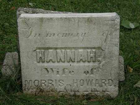 HOWARD, MORRIS - Lorain County, Ohio | MORRIS HOWARD - Ohio Gravestone Photos