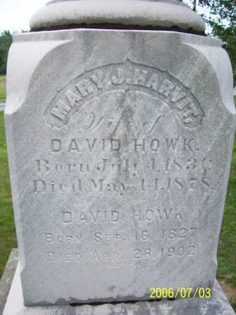 HOWK, DAVID - Lorain County, Ohio | DAVID HOWK - Ohio Gravestone Photos