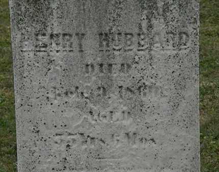 HUBBARD, HENRY - Lorain County, Ohio | HENRY HUBBARD - Ohio Gravestone Photos