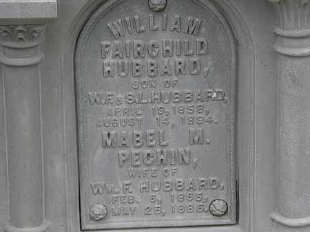 HUBBARD, MABEL M. - Lorain County, Ohio | MABEL M. HUBBARD - Ohio Gravestone Photos