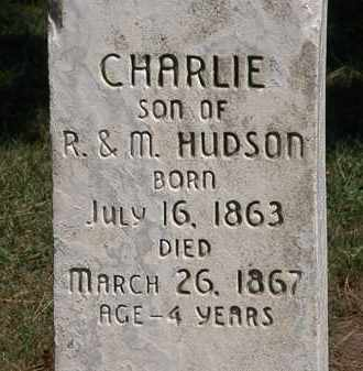HUDSON, R. - Lorain County, Ohio | R. HUDSON - Ohio Gravestone Photos