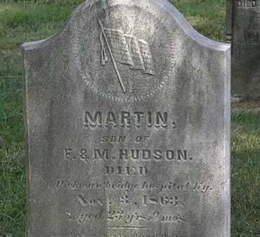 HUDSON, M. - Lorain County, Ohio | M. HUDSON - Ohio Gravestone Photos
