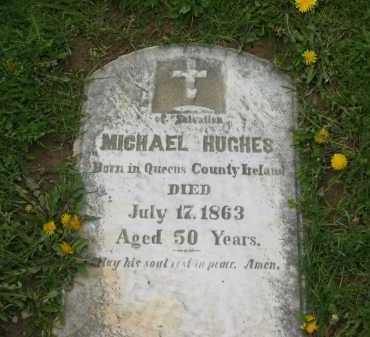 HUGHES, MICHAEL - Lorain County, Ohio | MICHAEL HUGHES - Ohio Gravestone Photos