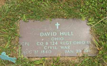HULL, DAVID - Lorain County, Ohio | DAVID HULL - Ohio Gravestone Photos