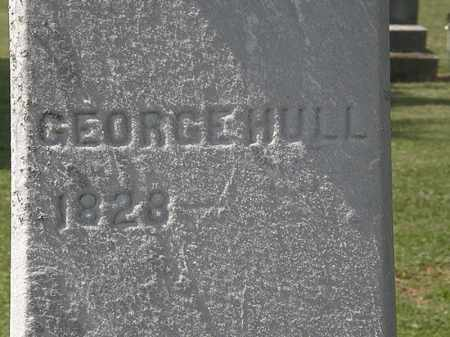 HULL, GEORGE - Lorain County, Ohio | GEORGE HULL - Ohio Gravestone Photos