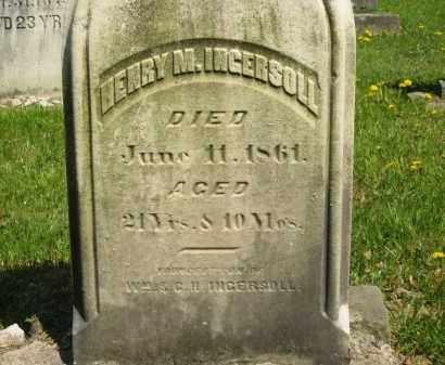 INGERSOLL, HENRY M. - Lorain County, Ohio | HENRY M. INGERSOLL - Ohio Gravestone Photos