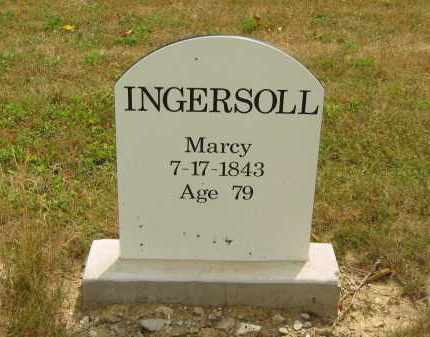 INGERSOLL, MARCY - Lorain County, Ohio | MARCY INGERSOLL - Ohio Gravestone Photos