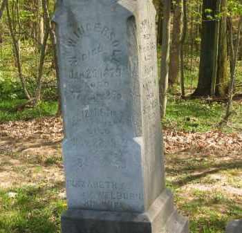 INGERSOLL, W. W. - Lorain County, Ohio | W. W. INGERSOLL - Ohio Gravestone Photos