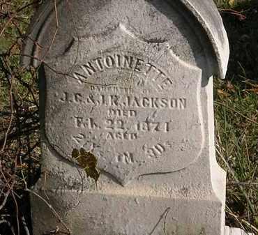 JACKSON, J. K. - Lorain County, Ohio | J. K. JACKSON - Ohio Gravestone Photos