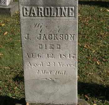 JACKSON, J. - Lorain County, Ohio | J. JACKSON - Ohio Gravestone Photos
