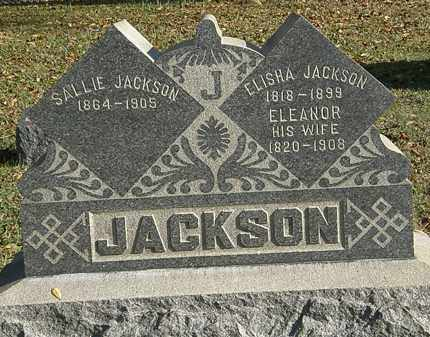 JACKSON, SALLIE - Lorain County, Ohio | SALLIE JACKSON - Ohio Gravestone Photos