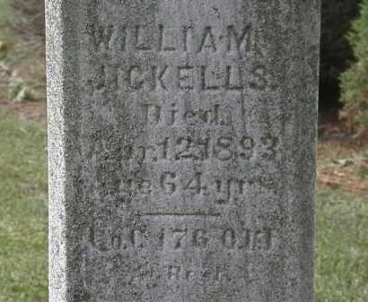 JICKELLS, WILLIAM - Lorain County, Ohio | WILLIAM JICKELLS - Ohio Gravestone Photos