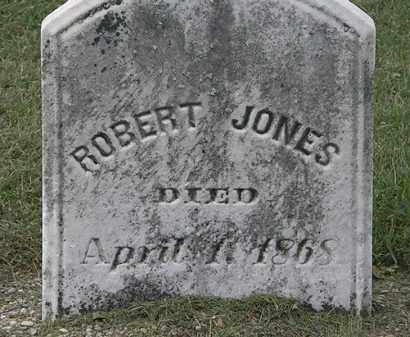 JONES, ROBERT - Lorain County, Ohio | ROBERT JONES - Ohio Gravestone Photos