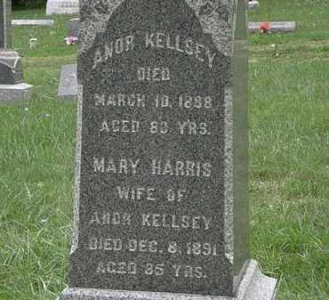 KELLSEY, ANOR - Lorain County, Ohio | ANOR KELLSEY - Ohio Gravestone Photos