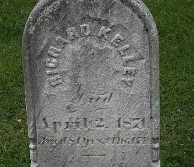 KELLY, RICHARD - Lorain County, Ohio | RICHARD KELLY - Ohio Gravestone Photos