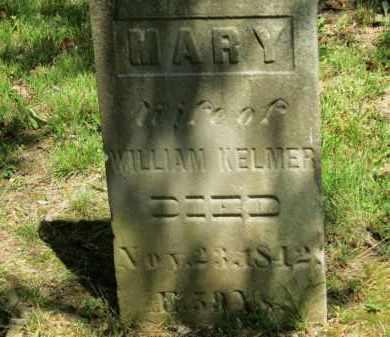 KELMER, MARY - Lorain County, Ohio | MARY KELMER - Ohio Gravestone Photos