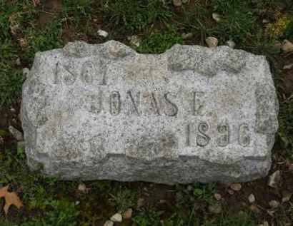 KENDEIGH, JONAS  E. - Lorain County, Ohio | JONAS  E. KENDEIGH - Ohio Gravestone Photos