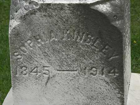 KINSLEY, SOPHIA - Lorain County, Ohio | SOPHIA KINSLEY - Ohio Gravestone Photos