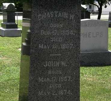 KIPP, JOHN W. - Lorain County, Ohio | JOHN W. KIPP - Ohio Gravestone Photos