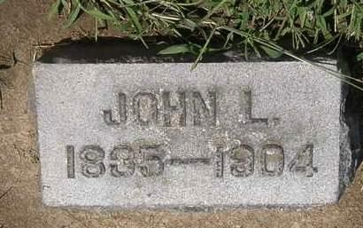 KIRK, JOHN L. - Lorain County, Ohio | JOHN L. KIRK - Ohio Gravestone Photos