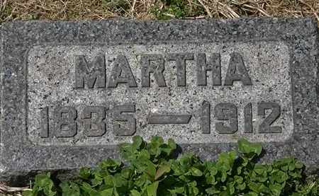 KISHMAN, MARTHA - Lorain County, Ohio | MARTHA KISHMAN - Ohio Gravestone Photos
