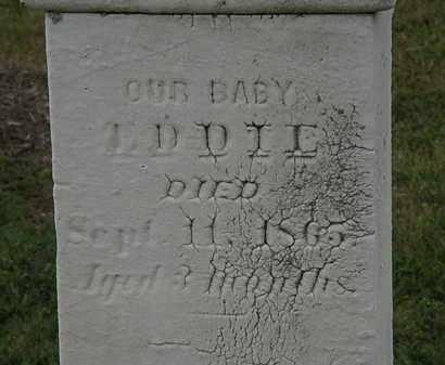 LA MOURE, EDDIE - Lorain County, Ohio | EDDIE LA MOURE - Ohio Gravestone Photos
