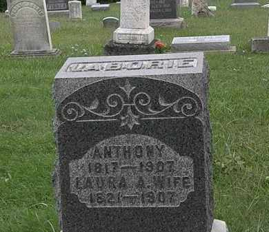 LABORIE, LAURA A. - Lorain County, Ohio | LAURA A. LABORIE - Ohio Gravestone Photos